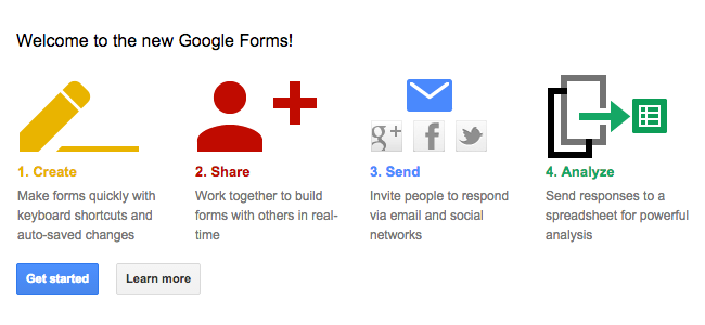 Create A WebBased Survey The Easy Way With Google Forms - Google docs forms