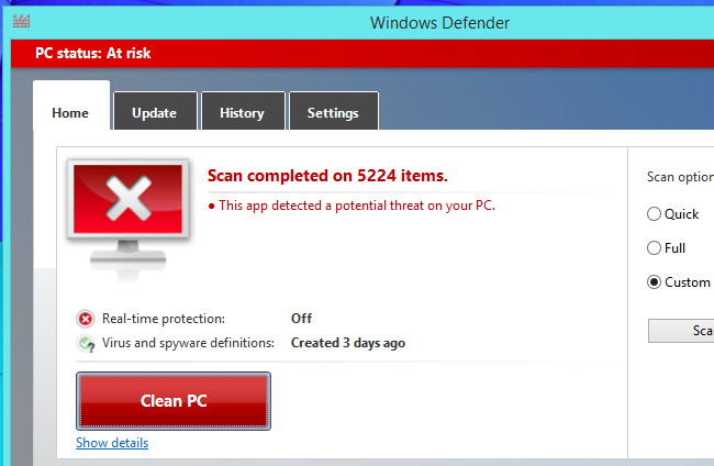 If You Find Your Computer Is Actually Infected By A Piece Of Malware Dont Know Thats The Only
