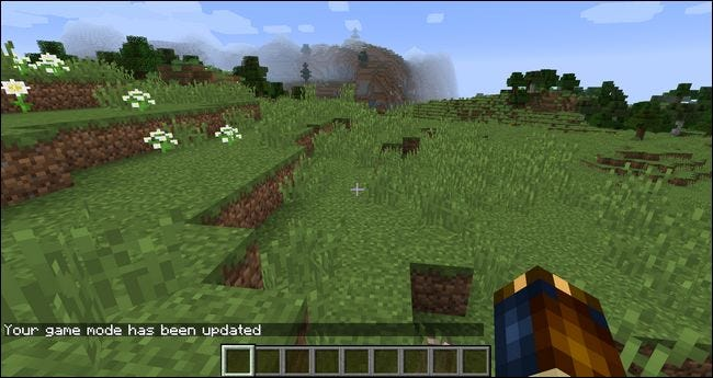 How to Switch a Minecraft World from Survival to Creative to Hardcore