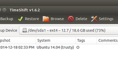 How to Restore Your Ubuntu Linux System to its Previous State