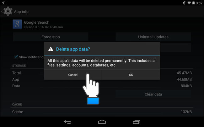 How to Check, Manage, and Clear Data/Cache Stored by Google Play