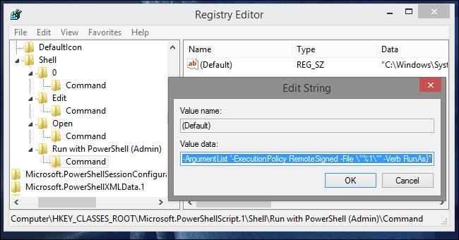 How to Configure Windows to Work with PowerShell Scripts