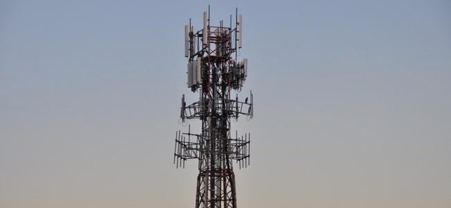 cellular signal tower