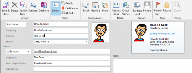 Where Is Address Book In Outlook 2013