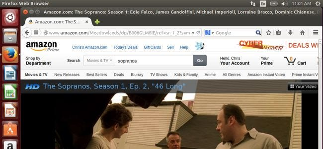 How to Watch Amazon Instant Video on Linux