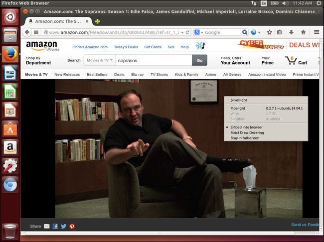 Amazon instant video linux updating player