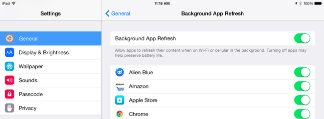 No, Closing Background Apps on Your iPhone or iPad Won't