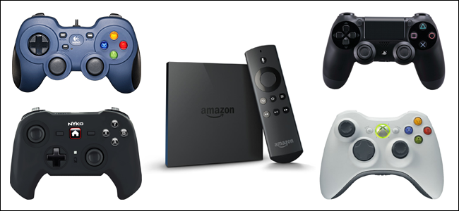 How to Pair Third Party Controllers with Your Fire TV and Fire TV Stick