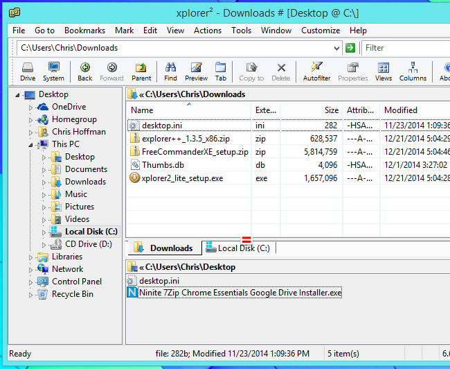 The Best Alternative File Managers for Windows, Mac, and Linux