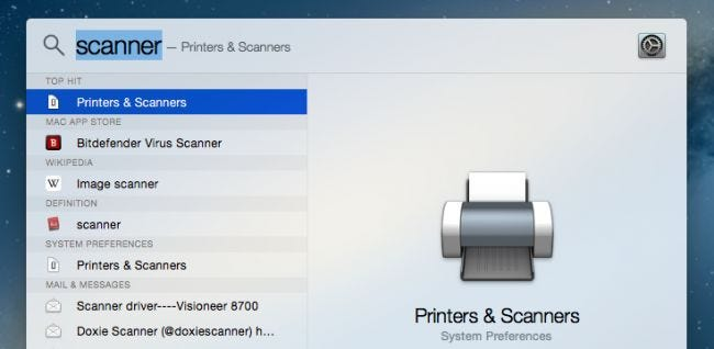 How to Use a Scanner on Your Mac OS X Computer