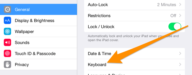 How to Disable the Keyboard Suggestions Bar on iPhone or iPad