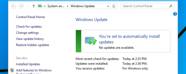 How to Roll Back or Uninstall a Problematic Windows Update