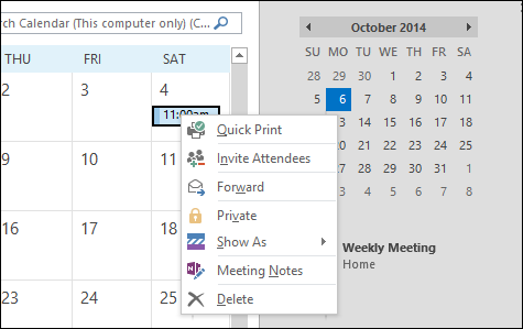 Beginner: How to Create, Manage, and Share Calendars in Outlook 2013