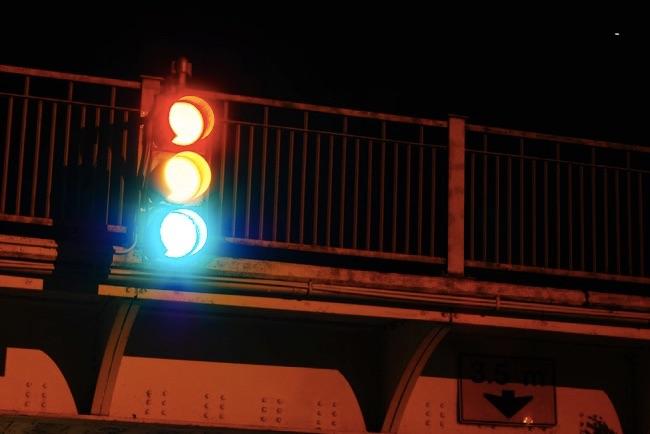 traffic light hacking