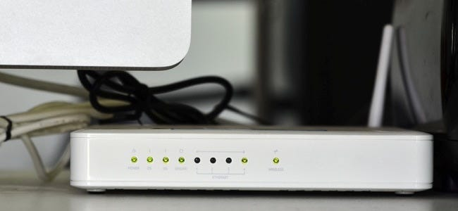 Adsl Wifi Router Modem
