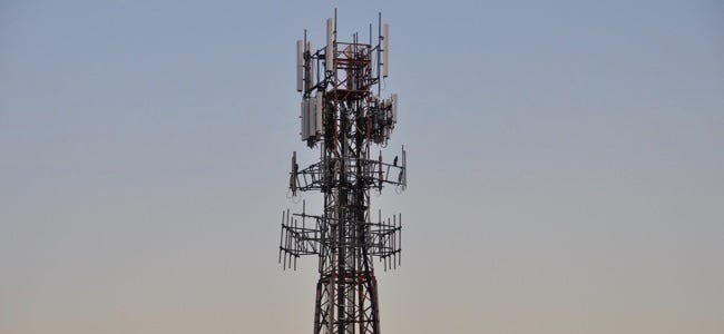 cellular signal tower