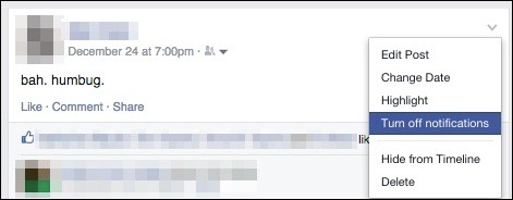 how to clear notifications on facebook