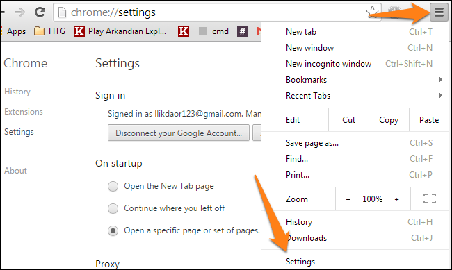 How to Change the Default Fonts in Your Web Browser