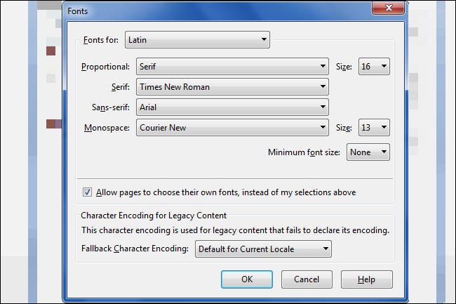 BrowserFont 5