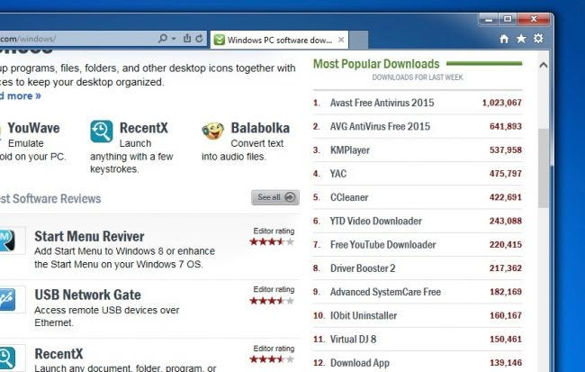Here's What Happens When You Install the Top 10 Download com