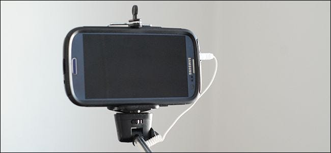 Why Does My Selfie Stick's Shutter Button Zoom My Camera?