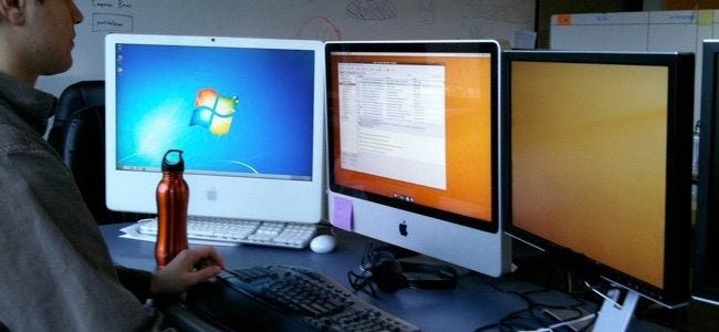 windows mac os x and linux