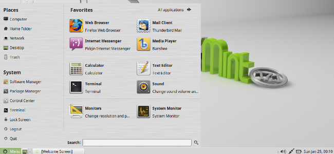 install unity on linux mint