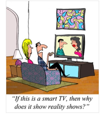 Smart TVs Are Stupid: Why You Don't Really Want a Smart TV