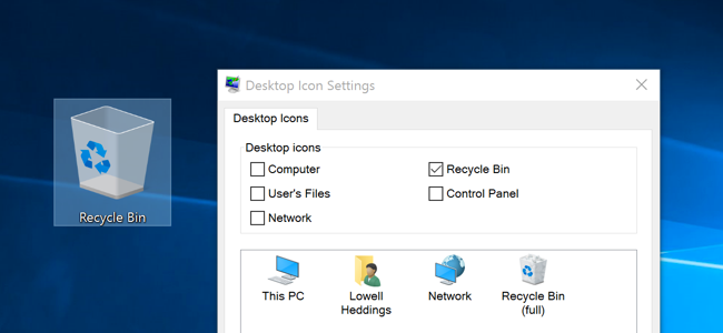 How to remove icons from desktop mac