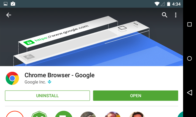 Warning: Your Android Phone's Web Browser Probably Isn't