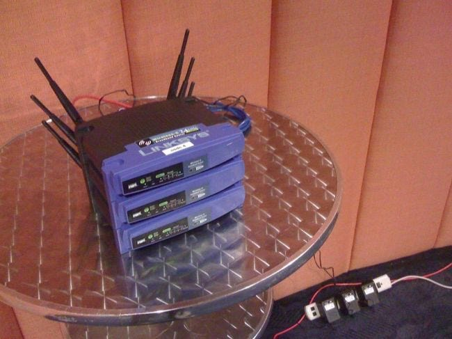 How You and Your Neighbors Are Making Each Other's Wi-Fi