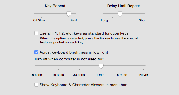 How to Customize Your OS X Keyboard and Add Shortcuts