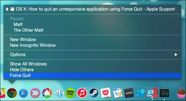 how to force quit an app on iphone how to applications and processes to quit on os x 1478