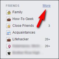 كيف مشاركة منشورات Facebook مع أصدقاء معينين فقط