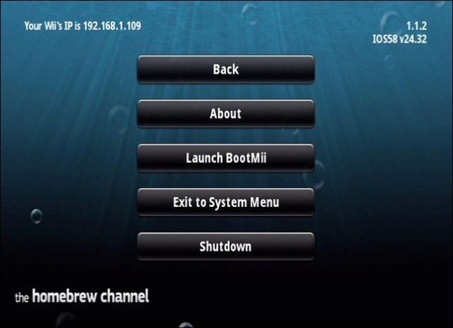 How to Install the Homebrew Channel on a Nintendo Wii the Easy Way