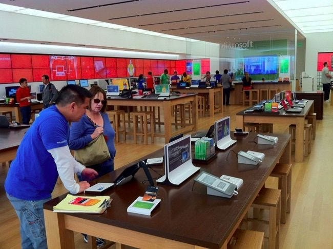 microsoft store simple
