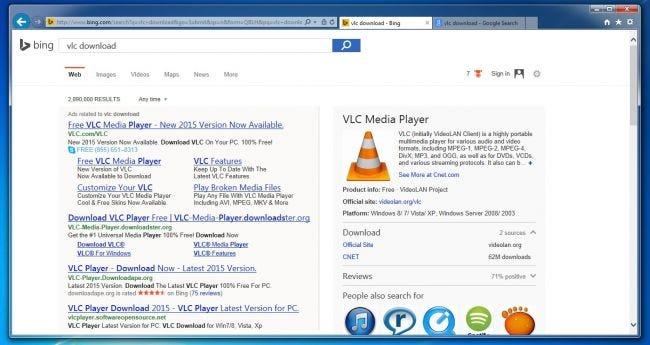 Google is Now Blocking Crapware in Search Results, Ads, and Chrome