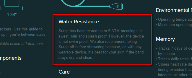 How Water Resistance Ratings Work For Gadgets
