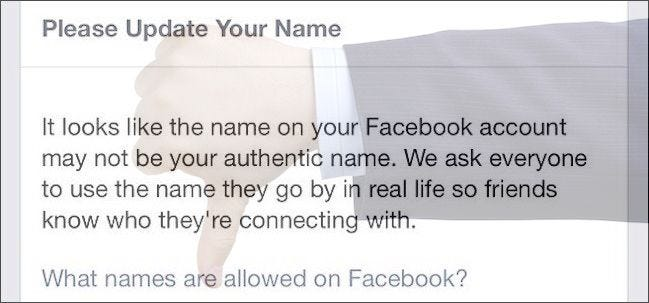 how to add nickname on facebook page