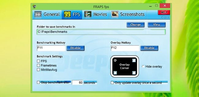 4 Quick Ways to See a PC Game's FPS (Frames Per Second