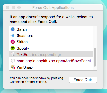 How To Close A Program On Mac When Not Responding How to