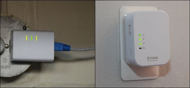 how to easily extend your home network powerline networking the setup process is identical plug in the units plug in an ethernet cable from your router to the base unit and then on the other end you can either