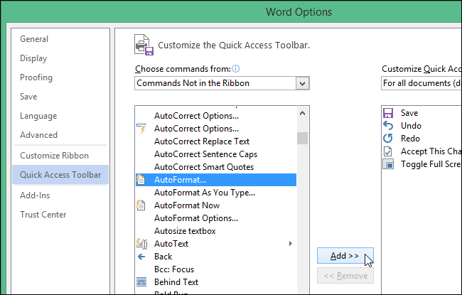 03_adding_autoformat_to_quick_access