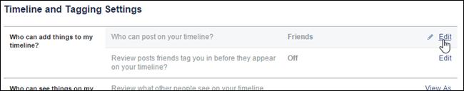 كيفية منع الناس من النشر على حائط الفيسبوك الخاص بك  بدون حذفهم