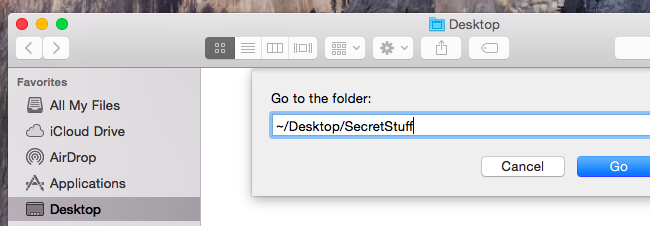 How to Hide Files and View Hidden Files on Mac OS X