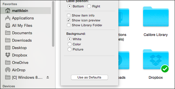 how to add subfolders in finder