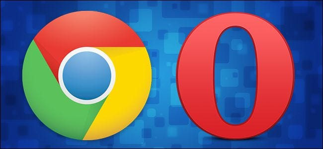 How to Install Chrome Extensions In Opera (and Opera