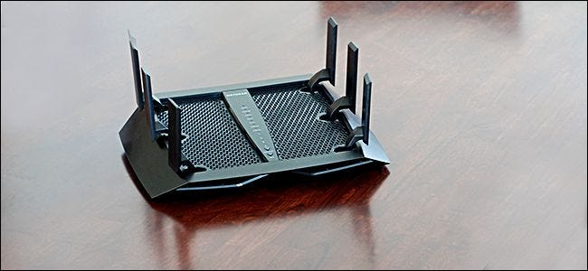 HTG Reviews the Netgear Nighthawk X6: A Beefy Tri-Band