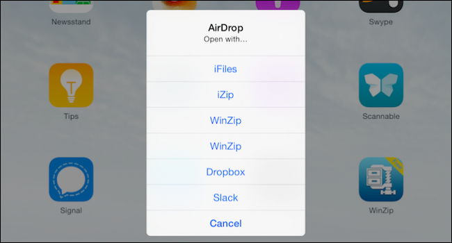 How to Open Zip Files on an iPhone or iPad - Tips general news