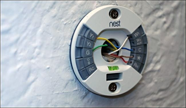 Nest Pro Thermostat Wiring Diagram from www.howtogeek.com